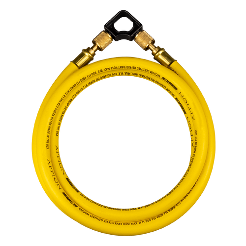 MH380006AAY - MegaFlow 3/8in Hose - 6 ft (1/4FL to 1/4FL) Yellow