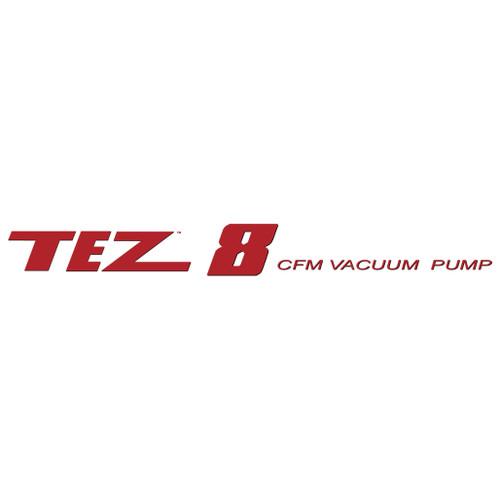 LB1348 - TEZ8 Faceplate Label