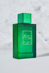 Ghiaccio Verde Box (Green Ice) is the perfect Parfum Extract for the man who knows how to wear the ideal perfume with an independent and versatile provocative power. The fragrance is design for athletes and vigorous men who want to show their masculinity.Bergamont, floral notes, and patchouli are mixed, creating a citrus and floral fragrance impossible to resist.Top Notes: Bergamont & Mandarin Orange.Middle Notes: Tuberose & Ylang Ylang.Base Notes: Patchouli, Leather & Sandalwood.Key Notes: Citrus, Floral, Woody, Balsamic, Powdery & Warm Spicy.