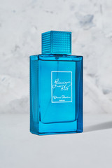 Ghiaccio Blu (Blue Ice) brings a robust yet sensual men's cologne, harnessing the combination of sweet and savory aromatic, citrus, aromatic, and floral tones. The fragrance is designed for the man who appreciates European fashion and elegance. Top Notes: Lemon, Mandarin, Orange Blossom, and Bergamot. Middle Notes: Myrtle, Jasmine, Geranium, Lily of the Valley, and Rose. Base Notes: Tonka Beans, Benzoin, Cedar, Leather, White Musk, and Amber. Key Notes: Citrus, White Floral, Aromatic, Balsamic, Sweet, and Floral.