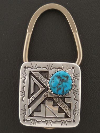 Authentic Navajo Handmade Key Ring