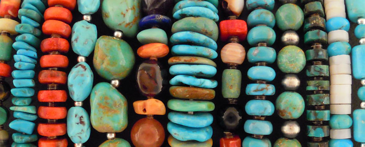 Native American Jewelry - Authentic Turquoise Jewelry