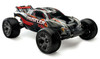 Traxxas 37076-3 Rustler VXL RTR with TSM Black