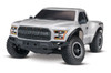 Traxxas 580941T4 2017 Ford Raptor RTR Slash 1/10 2WD Truck (Silver) w/TQ 2.4GHz Radio, Battery & DC Charger