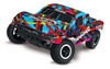 Traxxas 580764T2 Slash VXL 1/10 RTR 2WD Short Course Truck (Hawaiian Edition) w/TSM & TQi Radio