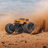 ARRMA 102666 Granite 4X4 3S BLX Monster RTR (Orange/Black)
