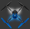 Traxxas 6608BB LaTrax Alias Ready-To-Fly Micro Electric Quadcopter Drone (Blue)
