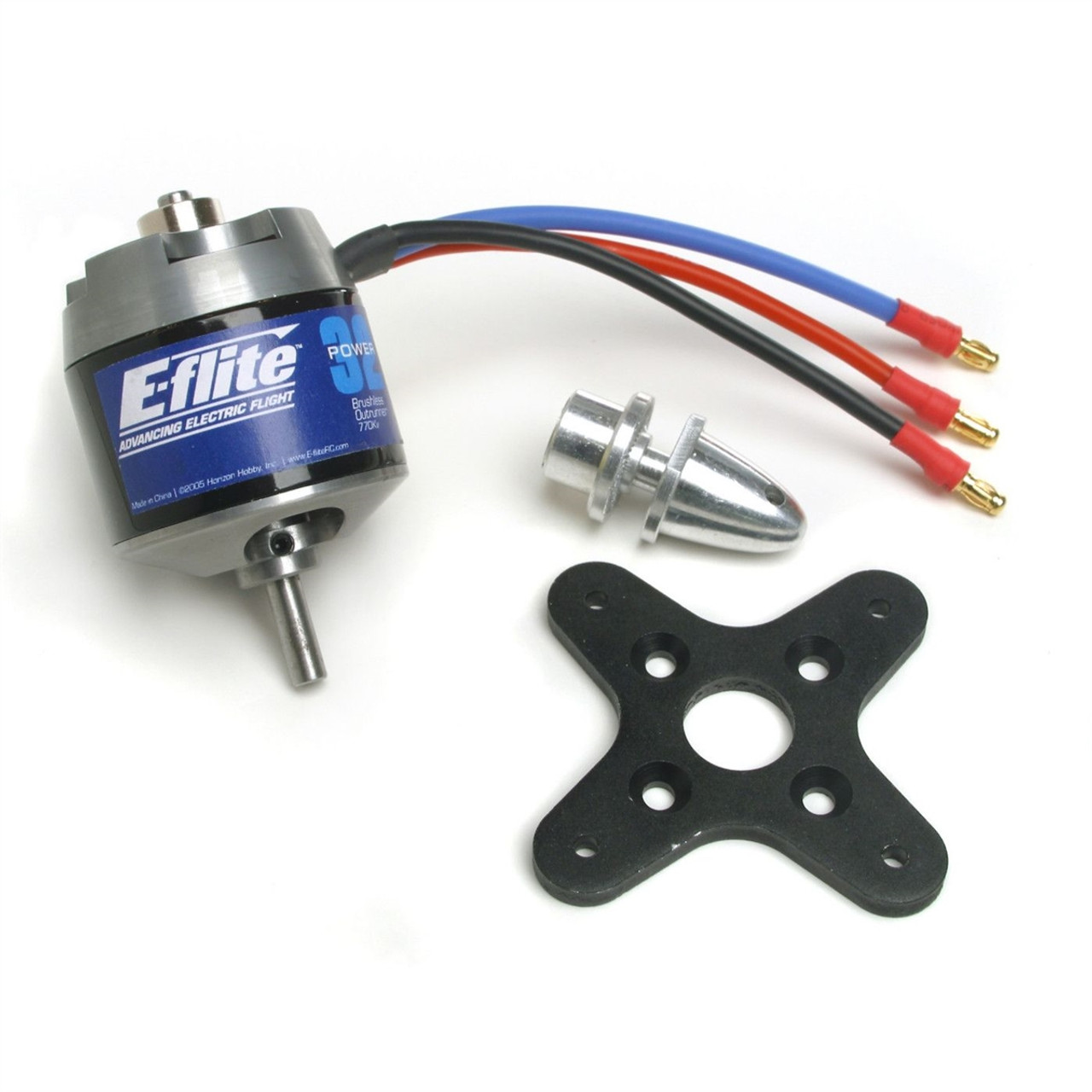 best website 0bf6e 9a19d Eflite Power 32 Brushless Outrunner Motor, 770Kv