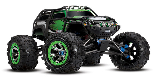 Traxxas Summit RTR Green