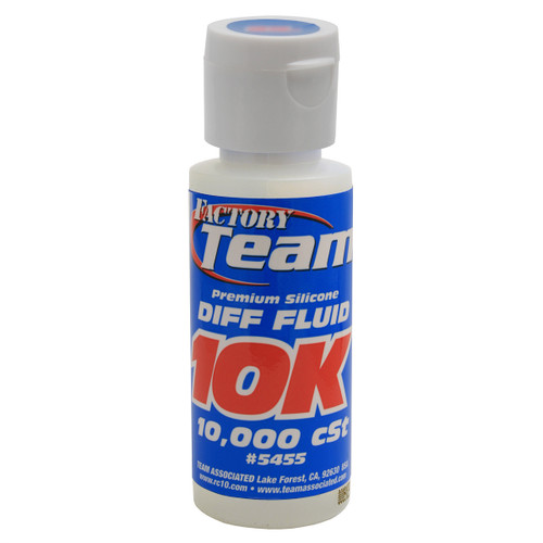 Associated Factory Team Silicone Diff Fluid 10,000wt 2oz.