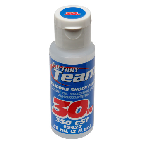 Associated Factory Team Silicone Shock Oil 30wt 2oz.