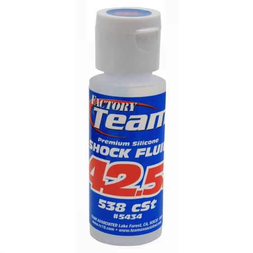 Associated Factory Team Silicone Shock Oil 42.5wt 2oz.