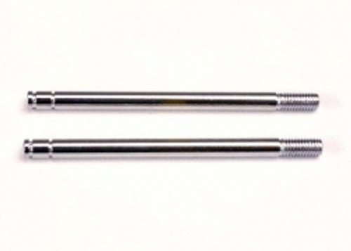 Traxxas 1664 Shock Shafts Chrome