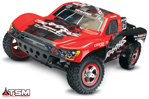 Traxxas Slash VXL 2WD W/TSM #25 Mark
