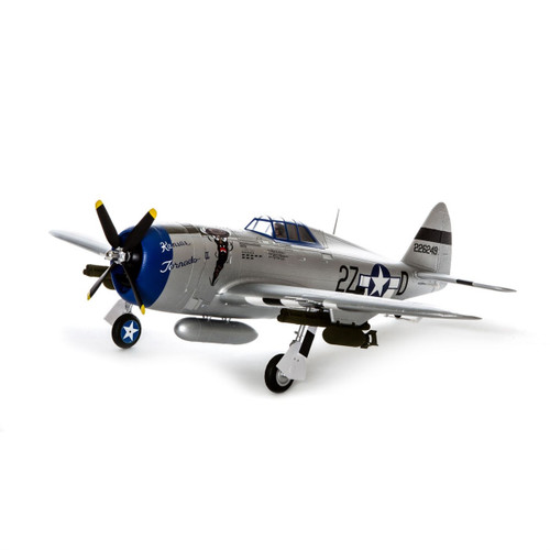 Eflite P-47 Razorback 1.2m PNP Plug and Play