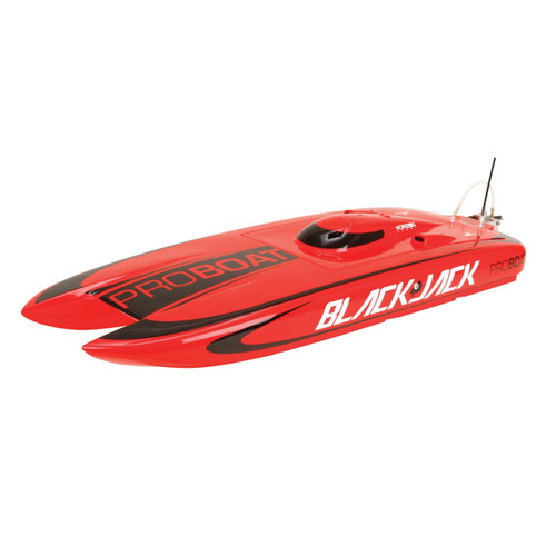 Proboat Blackjack 29 V3 Brushless Catamaran RTR