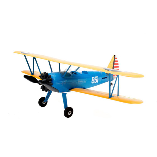 Eflite UMX™ PT-17 BNF with AS3X® Technology