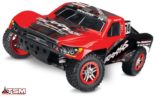 Traxxas Slash 4x4 RTR #74 Creed