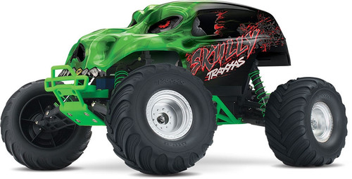 Traxxas 36064-1 Skully Monster Truck RTR Green
