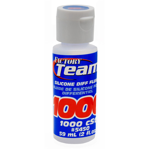 Associated Factory Team Silicone Diff Fluid 1000wt 2oz.