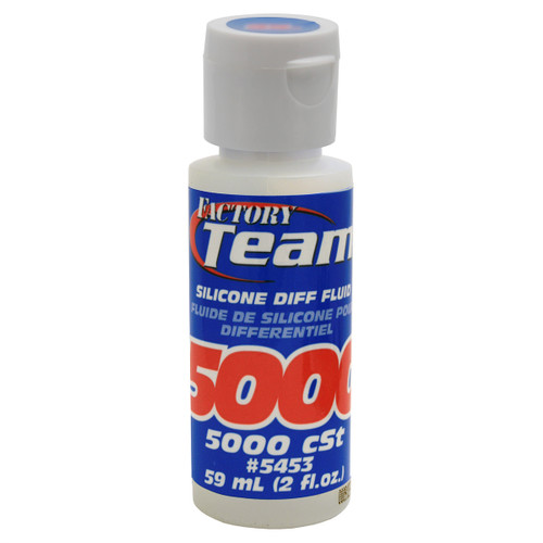 Associated Factory Team Silicone Diff Fluid 5000wt 2oz.