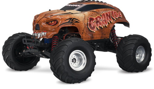 Traxxas 36094-1Craniac Monster Truck RTR Bone