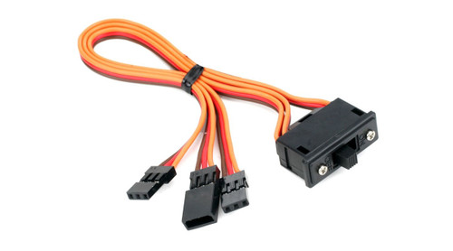 Spektrum SPM9530Switch Harness 3 Wire/Lead