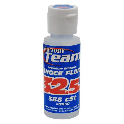 Associated Factory Team Silicone Shock Oil 32.5wt 2oz.
