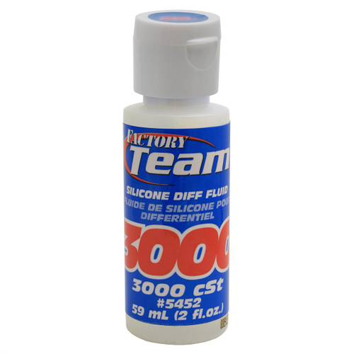 Associated Factory Team Silicone Diff Fluid 3000wt 2oz.