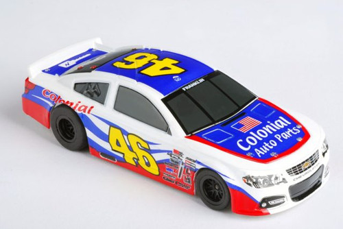 AFX Racemasters 21027 Stocker #46 Chevy SS Colonial Auto Mega G+ HO Slot Car