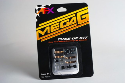 AFX Racemasters Aurora 70330 Mega-G Tune Up Kit with Long & Short Pick Up Shoes