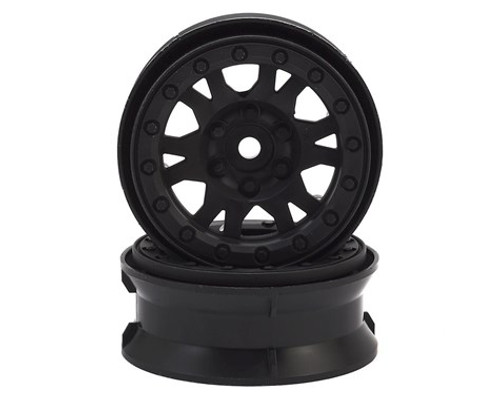 "Pro-Line Impulse 1.9"" Bead-Loc Wheels (Black) (2)"