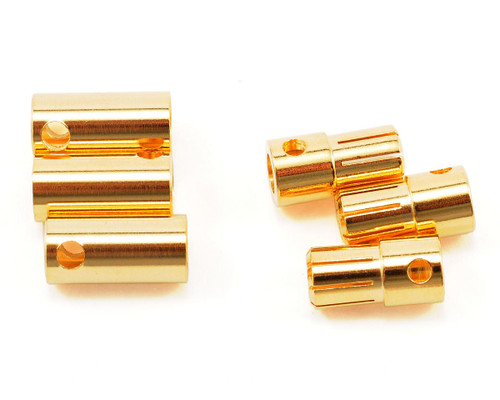 Castle Creations 6.5mm High Current Bullet Connector Set