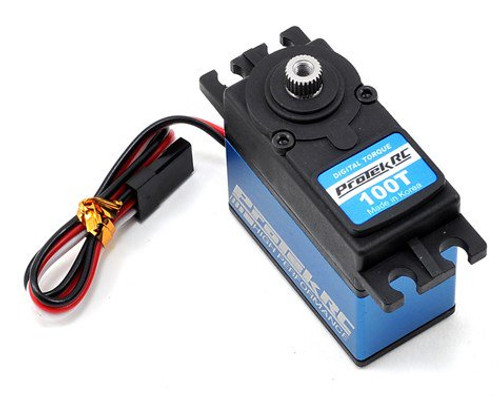 "ProTek RC 100T Standard Digital ""High Torque"" Metal Gear Servo"
