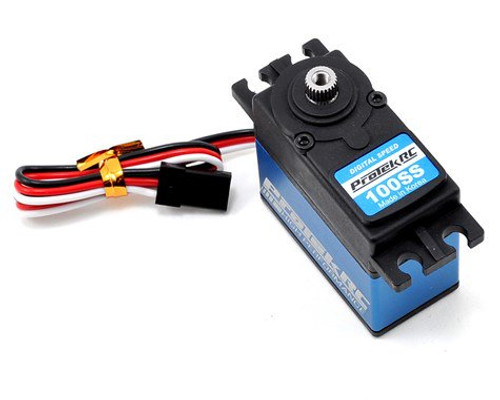 "ProTek RC 100SS Standard Digital ""Super Speed"" Metal Gear Servo"