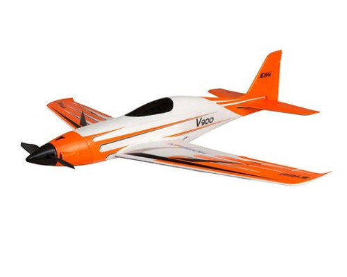 E-flite 7450 V900 BNF Basic Electric Airplane (900mm) w/AS3X & SAFE Technology