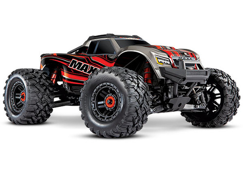 Traxxas Maxx 4WD Brushless Electric Monster Truck VXL-4s Brushless Power System
