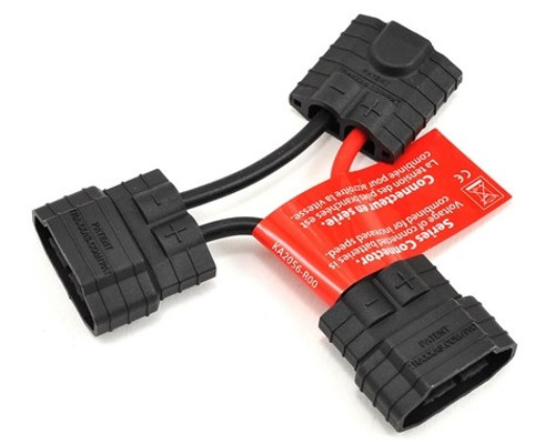 Traxxas 3064X Parallel Battery Connection ID Wire Harness Model Car Parts