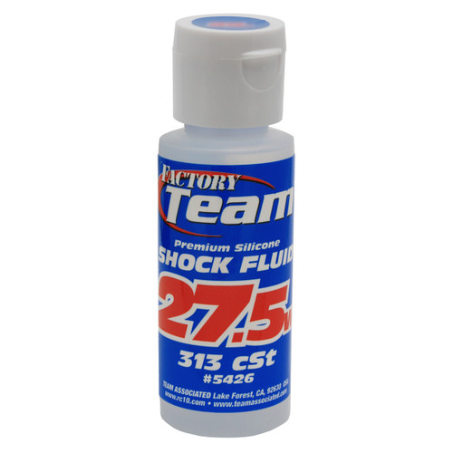 Associated Factory Team Silicone Shock Oil 27.5wt 2oz.