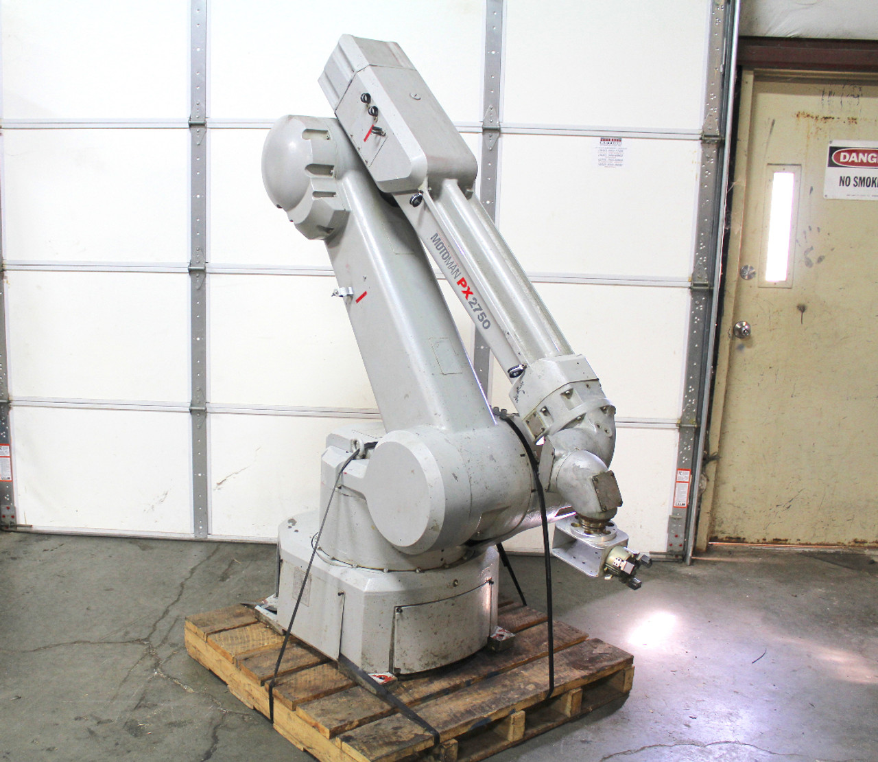 Motoman PX2750 Painting Robot 6 Axis 10Kg Payload 2729mm Reach