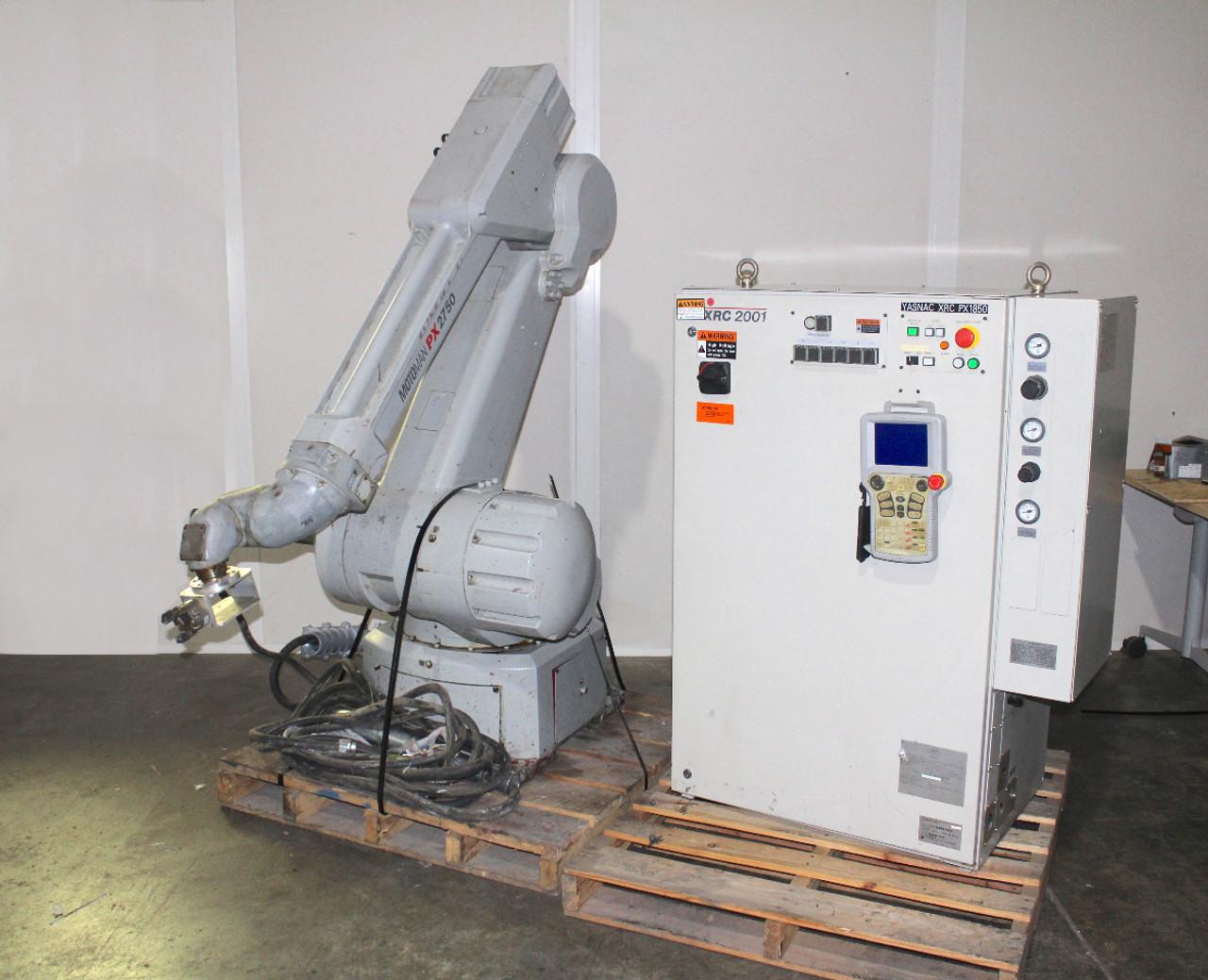 Motoman PX2750 Painting Robot