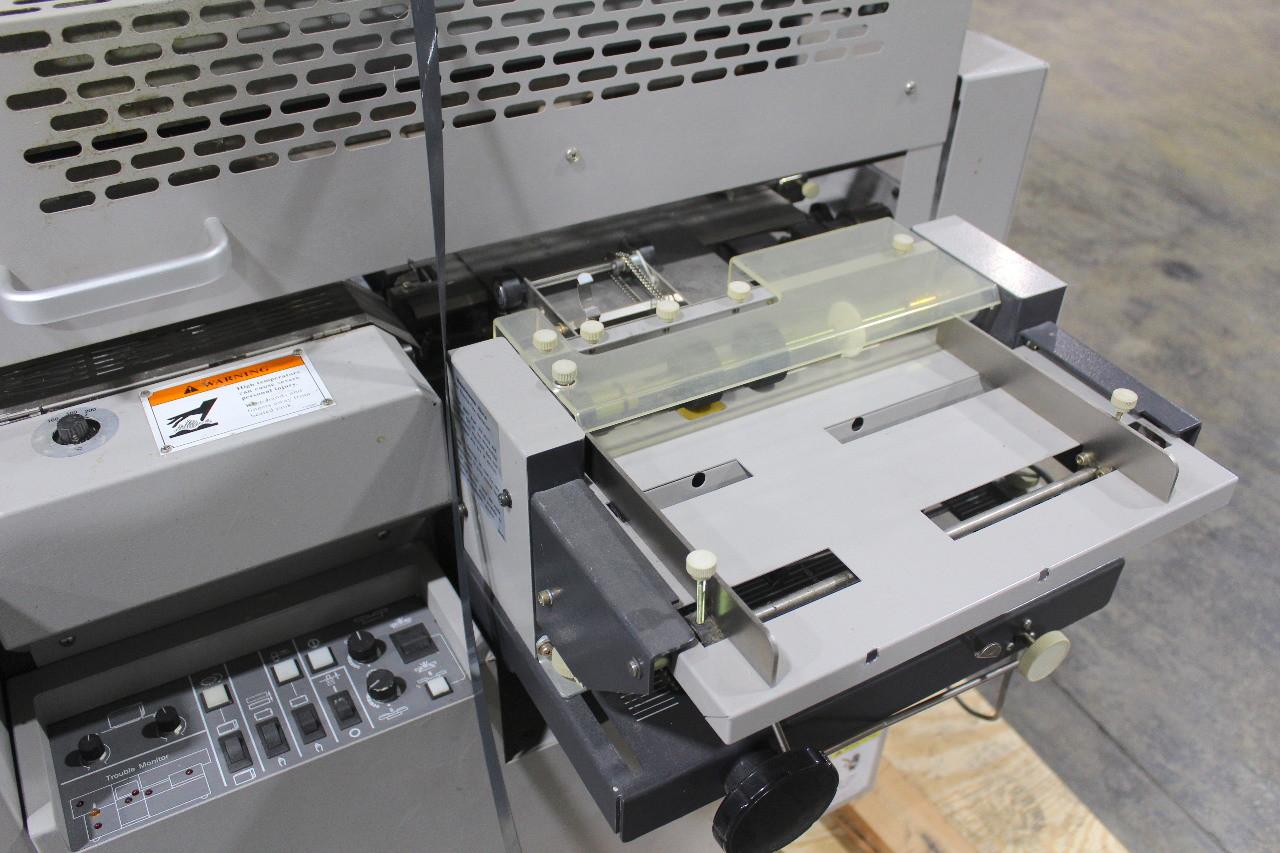 Horizon BQ-260 Perfect Binder Book Binder 220V 600 Books/Hr