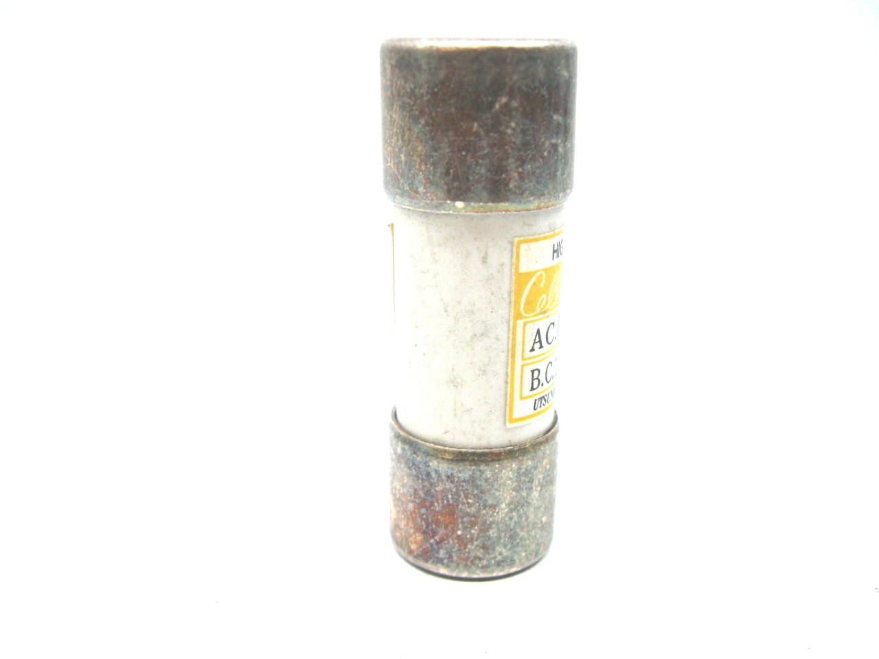 Cello Lite JG1F 15 High Breaking Capacity Fuse 15 Amp, 600 Vac Lot of 6 New