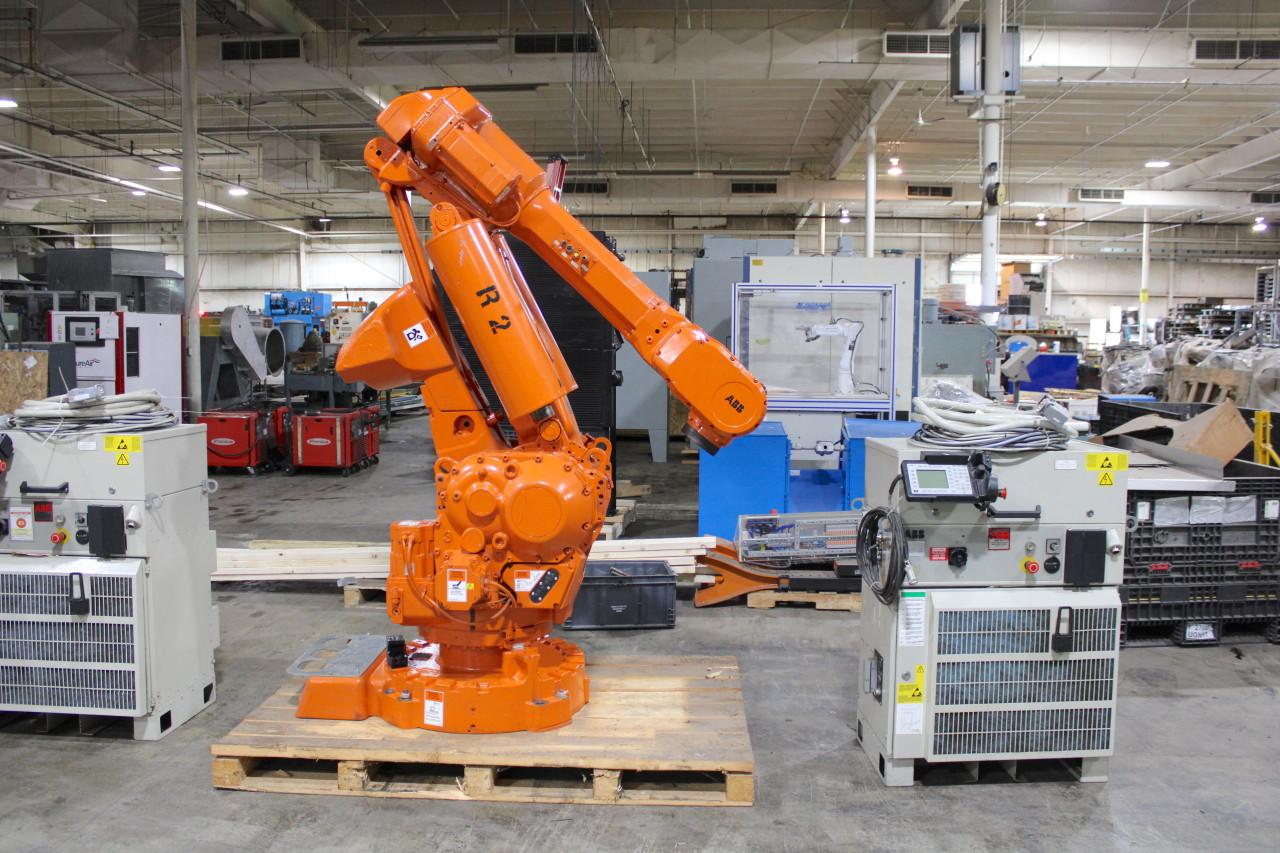 ABB IRB 6400 /2.5m Robot