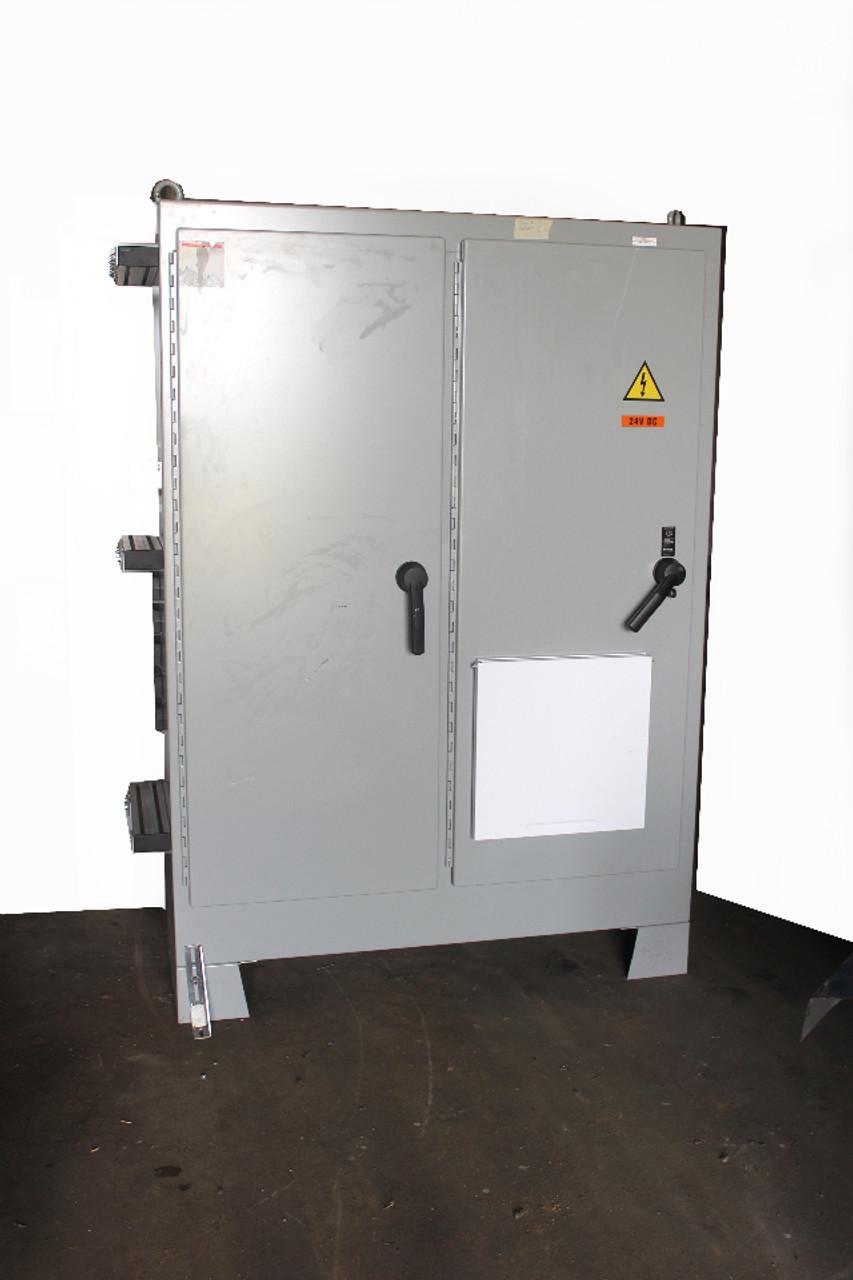 "Hoffman Free Standing Electrical Enclosure 72"" T x 54"" L x 18"" D, A72XM5418FTCLP"