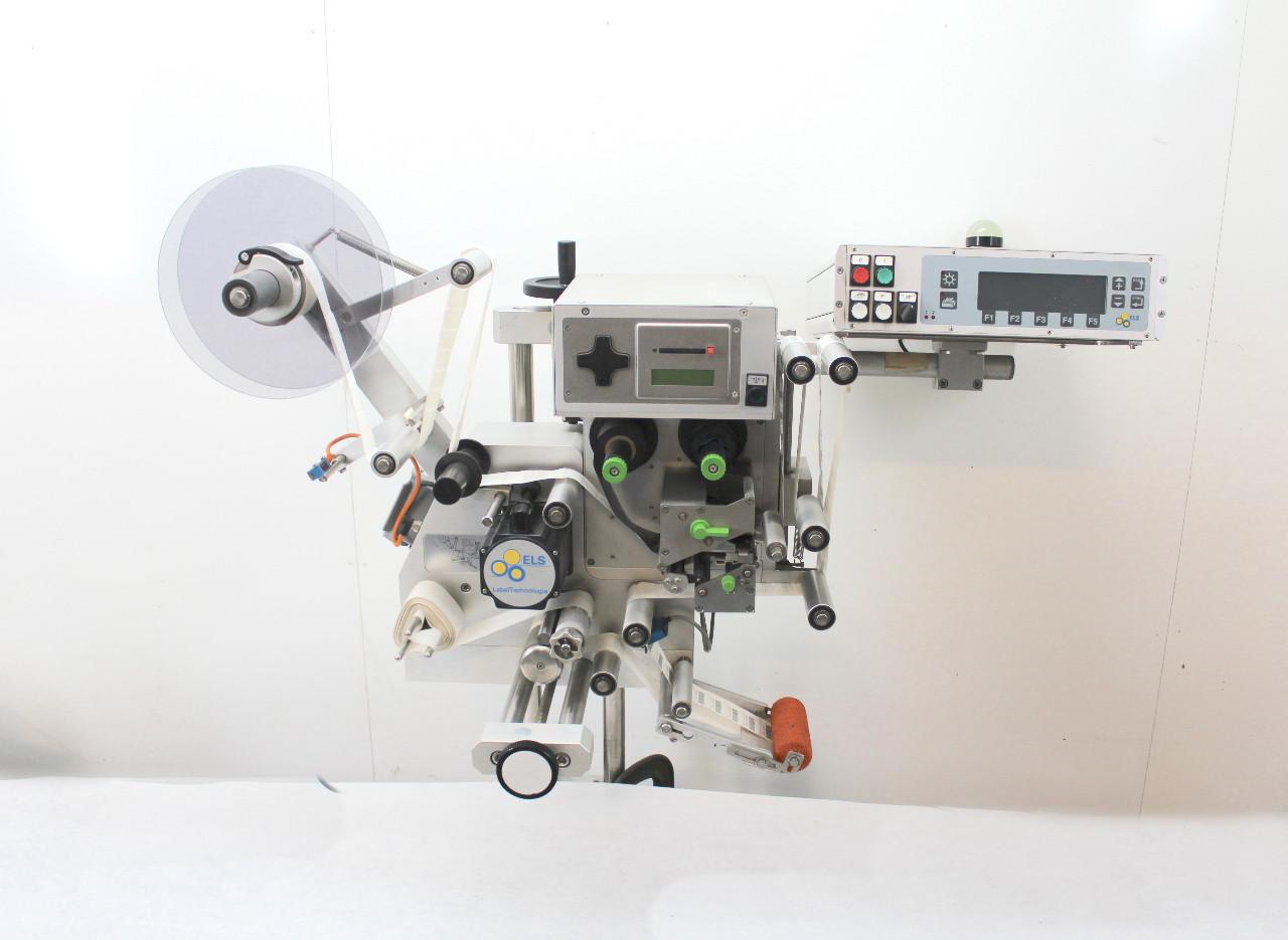 European Labelling System Print & Apply Labeler ELS191 w Controller ELS SME03-0