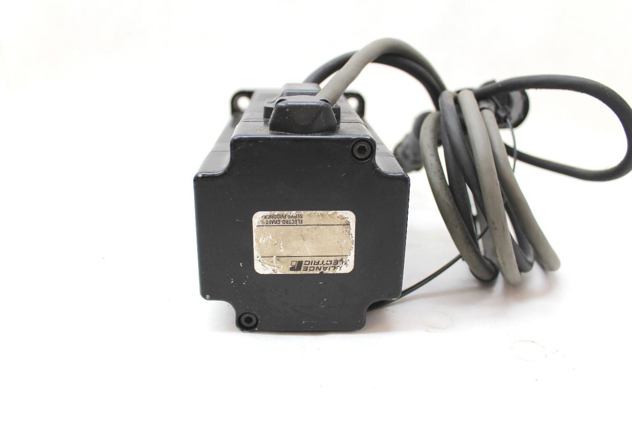 Allen Bradley Y-3023-2-H00AA Servo Motor 4500 RPM, 230V, 193523