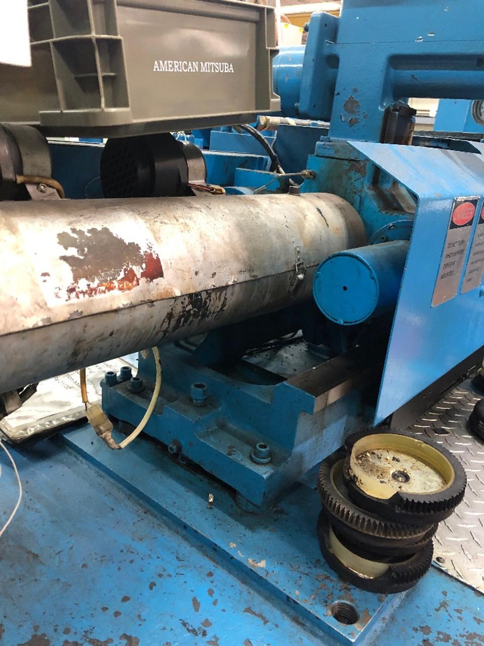 Meiki M-70B Injection Molding Machine 70 Ton 5 oz. Shot Star Sprue Picker