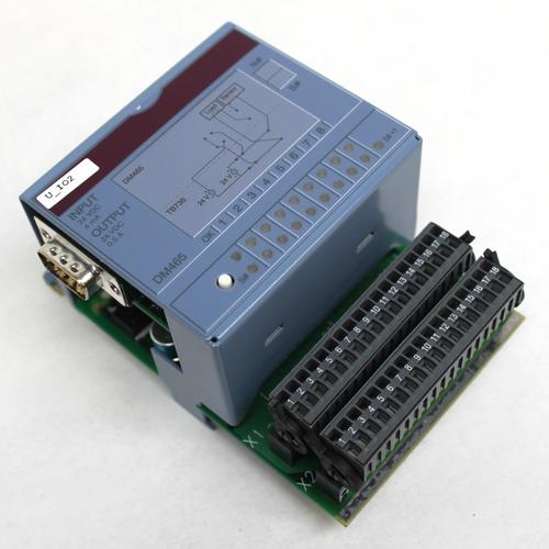 B&R Automation 7DM465.7 Rev. L0 Digital Mixed Module