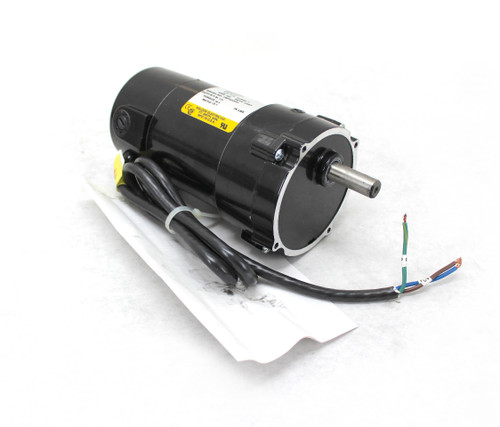 Baldor GPP12502 Gearmotor 1/12Hp, 90Vdc, 125 RPM, 20:1 Ratio, PSSH-0 Frame, New